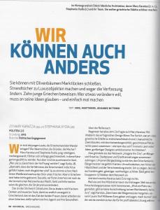 Politeia 2.0 geo magazine 1
