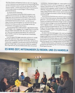 politeia 2.0 geo magazine